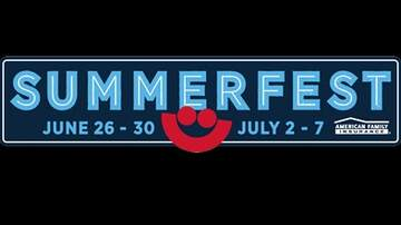 Dan O'Donnell - Thomas Rhett, Foreigner, Hanson Open Summerfest 2019