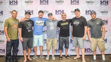 None - Slightly Stoopid Meet + Greet Pics at the Backstage BBQ