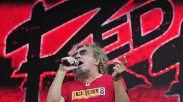 Carter Alan - Sammy Hagar Doesn't Want To Go Back To Van Halen