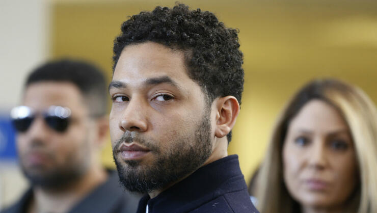 Jussie Smollett Goggled Himself Over 50 Times After Alleged Attack: Report | iHeartRadio