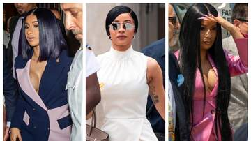 Angie Martinez - All The Times Cardi B Slayed Her Courtroom Fits