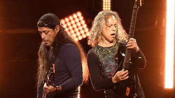 iHeartRadio Music News -  Metallica's Kirk Hammett, Robert Trujillo Announce Classic Covers Concert