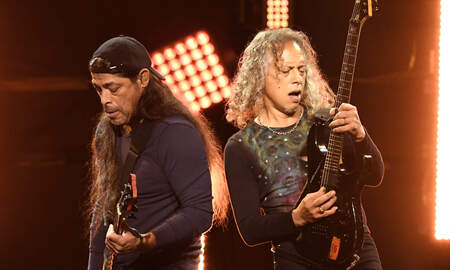 Rock News -  Metallica's Kirk Hammett, Robert Trujillo Announce Classic Covers Concert