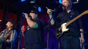 Katie Price - WATCH: Luke Combs Join Brooks & Dunn For Brand New Man At CMT Crossroads