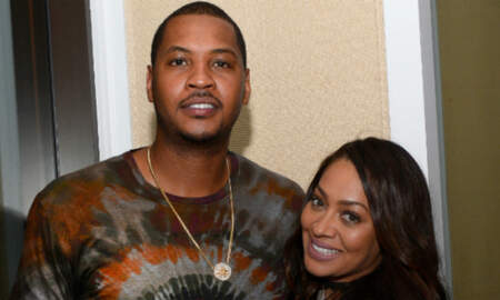 Entertainment News - Carmelo Anthony Speaks Out After Reports Claim He's Cheating On La La