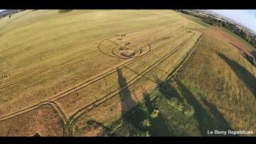 Coast to Coast AM with George Noory - Crop Circle Flap Unfolding in France