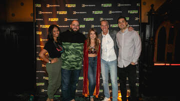 Photos - Tenille Townes at Foundation Room Meet & Greet Photos
