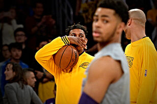 Bill Oram: There's No Bad Blood Between Lakers & D'Angelo Russell Anymore