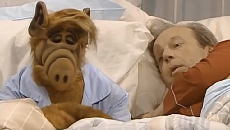 Alf Actor Dead At 75 | iHeartRadio