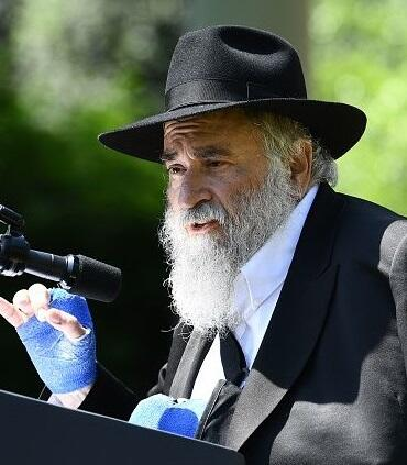 Poway Synagogue Rabbi Addresses United Nations General Assembly