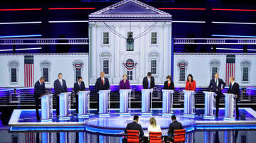 Politics - Democrats Hold First Debate of 2020 Presidential Campaign in Miami