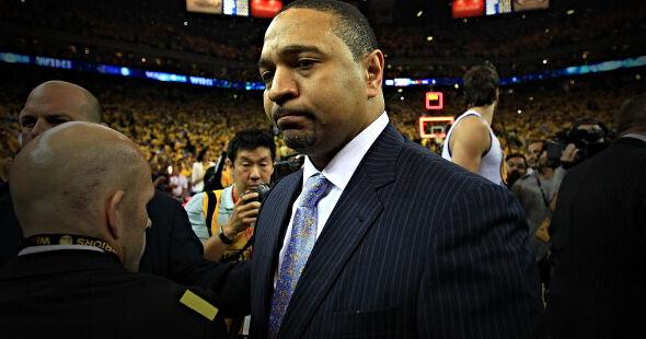 Is former Warriors coach Mark Jackson blackballed?