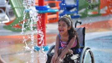 Klinger - Water Park Designed For Kids w/Disabilities