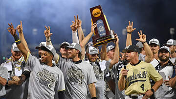 Ramsey and Rutherford - Vanderbilt Wins College World Series Championship