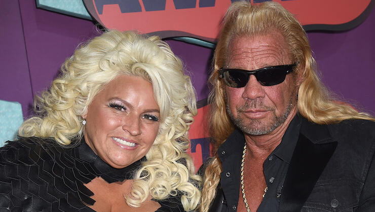 Beth Chapman Filmed New Show With Dog The Bounty Hunter