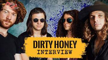 Out Of The Box - Dirty Honey Talk Debut EP, Hanging With The Who