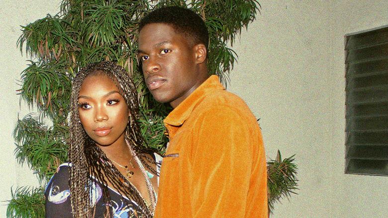Brandy & Daniel Caesar Team Up on New Song