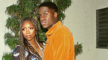 Entertainment - Brandy & Daniel Caesar Team Up on New Song Love Again