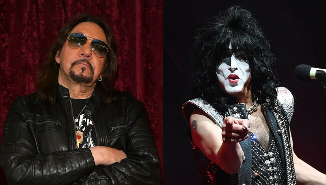 Ace Frehley, Paul Stanley Are Speaking Again