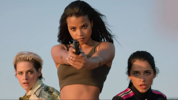 Brooke Morrison - The New 'Charlie's Angels' Trailer Is Here And It's Bada** [WATCH]
