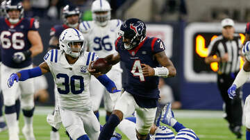Koch and Kalu - Solomon Wilcots : The Texans Are On Par With The Indianapolis Colts
