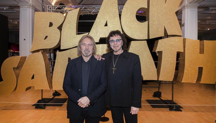 Home Of Metal: Black Sabbath 50 Years Anniversary At Birmingham Museum & Art Gallery