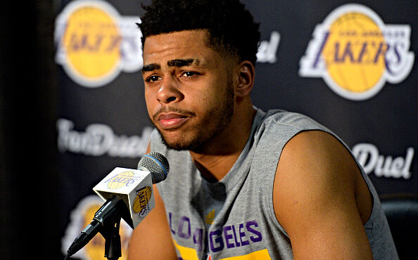 Could we see D'Angelo Russell back in LA?