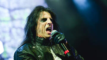 Ken Dashow - Alice Cooper Gets Animated With Donald Duck, Goofy For Disney Channel Show