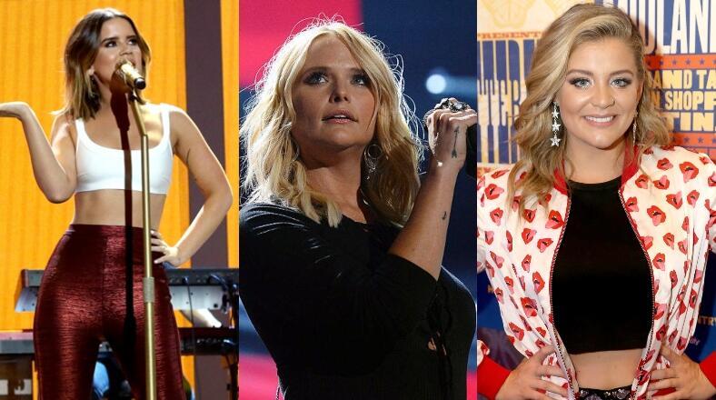 Miranda Lambert Brings Out Maren Morris, Lauren Alaina + More For U2 Cover