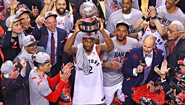 Colin Cowherd Warns Kawhi Leonard on the Dangers of Leaving the Raptors