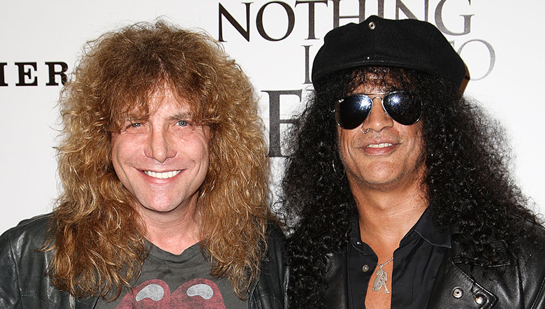 Guns N' Roses Drummer Steven Adler Hospitalized for Stabbing Himself