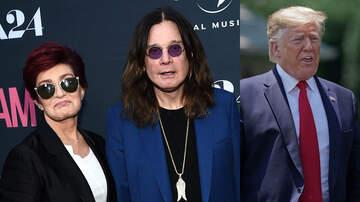 Maria Milito - Ozzy, Sharon Osbourne Slam Trump For Unauthorized Use Of Crazy Train
