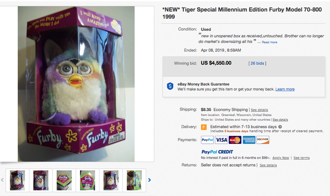 Old Furbies Might Be Worth Thousands Of Dollars | FOX FM