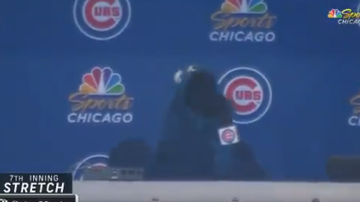 The Common Man - WATCH: Cookie Monster Sings Take Me Out To The Ballgame!
