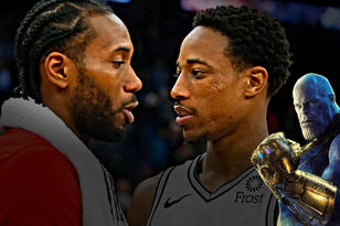 Colin Cowherd Says Kawhi Leonard is the 'Thanos' of the NBA