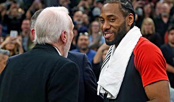 Is Kawhi Leonard the dynasty killer?