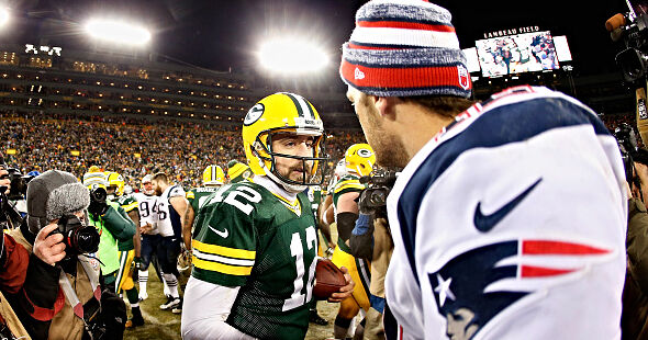 Does Aaron Rodgers have an argument as the greatest QB ever?