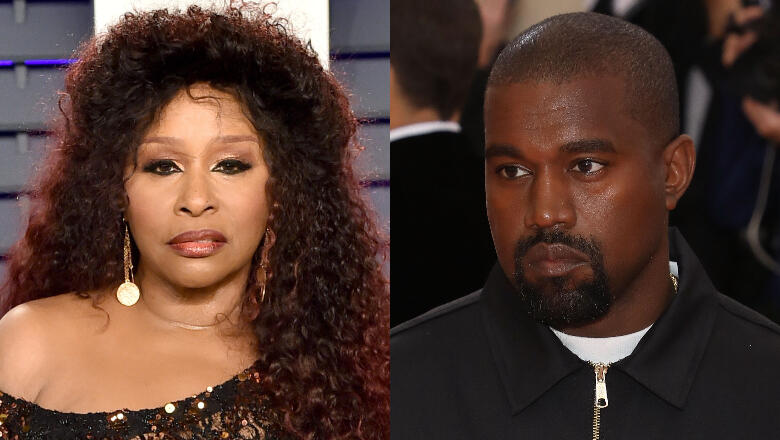 Chaka Khan Calls Kanye West's Sample Of Her Song 'Stupid'