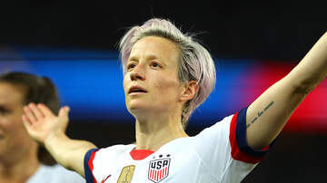 The Jason Smith Show - Megan Rapinoe is the Face of U.S. Soccer