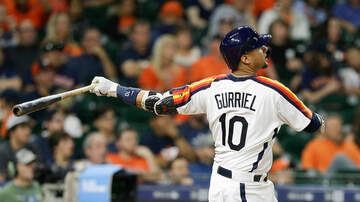 None - Astros, Gurriel Come To Agreement