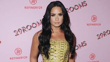 Ashley Nics - Bachelorette's Mike Johnson Shoots His Shot At Demi Lovato!