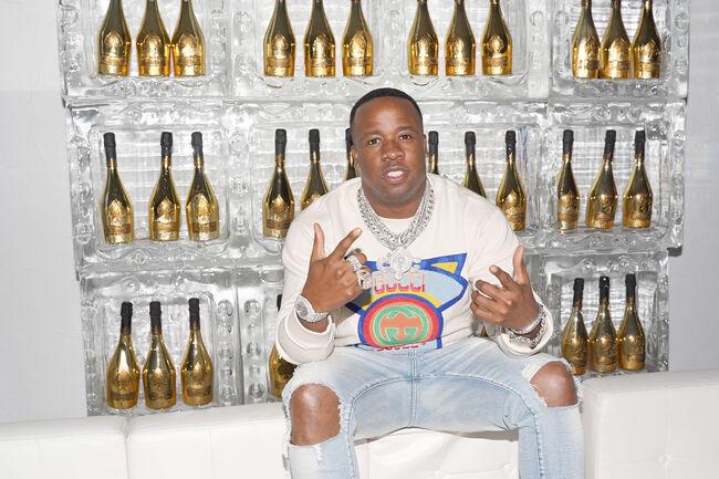 Yo Gotti's Exclusive PUMA Preview Party At Art Basel Miami For Upcoming Album