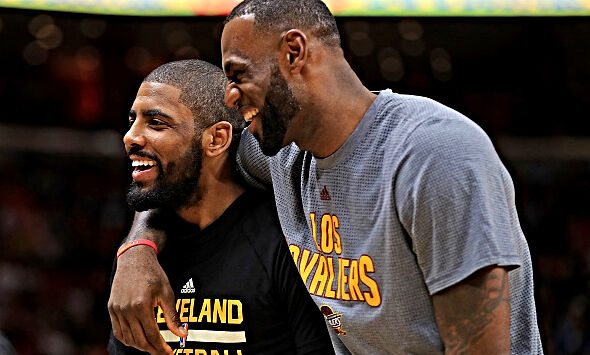 Ric Bucher says Kyrie Irving is highly unlikely to join the Lakers