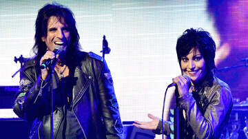 Carter Alan - Joan Jett, Alice Cooper, & Peter Wolf In Tonight's Decibel Diaries on WZLX
