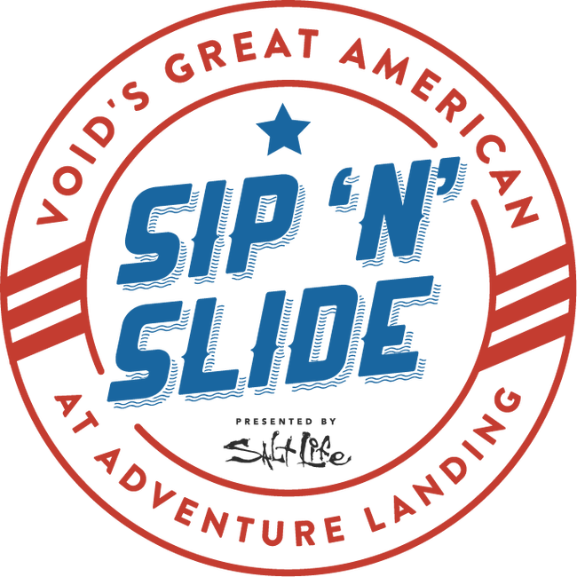 Void's Great American SIP N' SLIDE: Click here for more information!