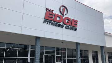 Photos - Ashley and KC101 at Edge Fitness in Bristol on 6/29