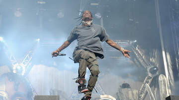 T-Roy - TRAVIS SCOTT: Dislocated Knee