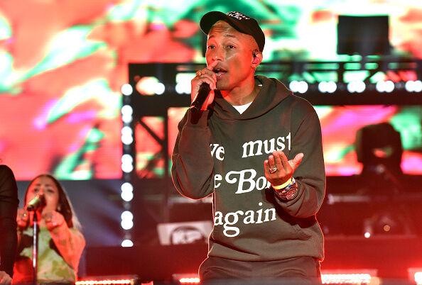 Pharrell Offers 114 Internships to High School Grads | DJ A-OH