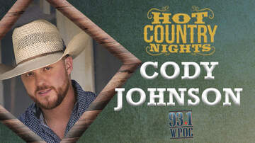 Hot Country Nights - Hot Country Nights 2019: Cody Johnson