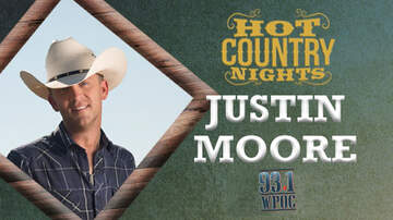 Hot Country Nights - Hot Country Nights 2019: Justin Moore